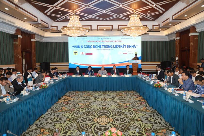Ông Trương Đình Tuyển: Cần phát triển nền nông nghiệp đa chức năng thay vì nông nghiệp toàn diện - Ảnh 2.