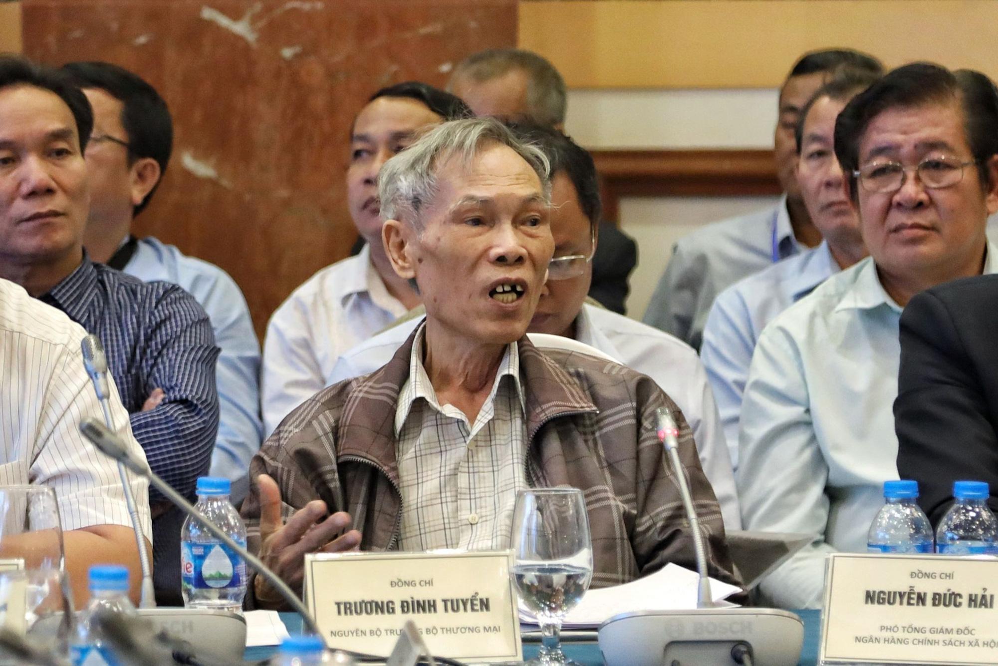 Ông Trương Đình Tuyển: Cần phát triển nền nông nghiệp đa chức năng thay vì nông nghiệp toàn diện - Ảnh 1.