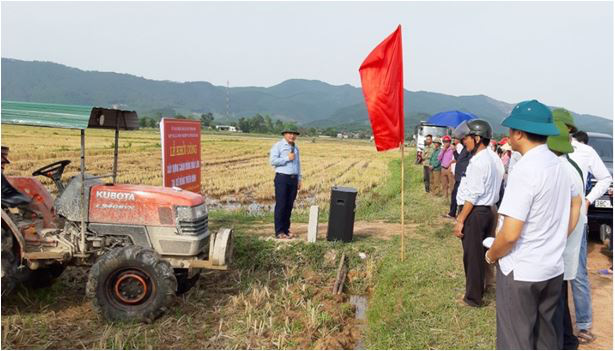 Những doanh nhân 9X đưa nông nghiệp Hà Tĩnh 'cất cánh' - Ảnh 1.