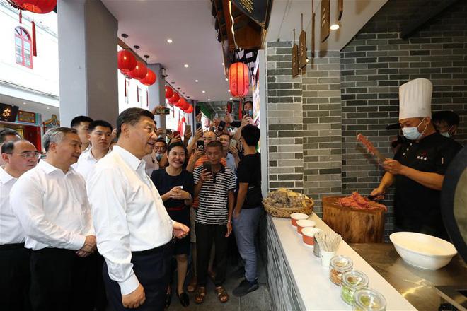 Trung Quốc muốn biến Thâm Quyến thành 'động cơ lõi' cho cải cách - Ảnh 1.