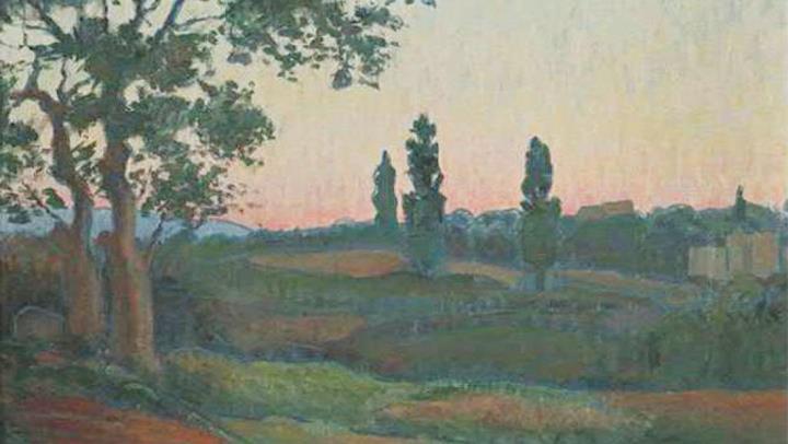 Vị vua Việt yêu nước bị đày ở Algerie, tập vẽ trở thành nhà hội họa - Ảnh 3.