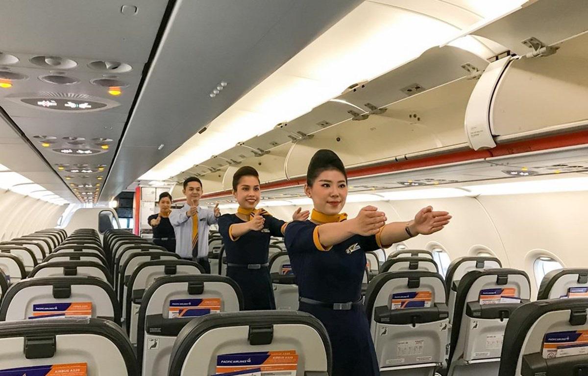 """Qantas Group dự tính """"tặng"""" Vietnam Airlines 30% cổ phần tại Pacific Airlines - Ảnh 1."""