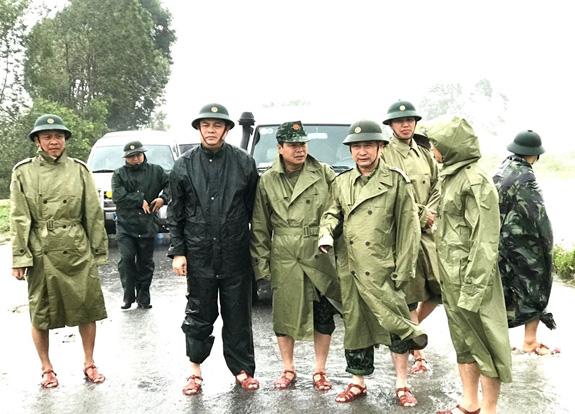 Trực tiếp: Sạt lở tại thủy điện Rào Trăng 3, nhiều cán bộ chiến sĩ mất liên lạc, chưa tiếp cận được hiện trường - Ảnh 1.