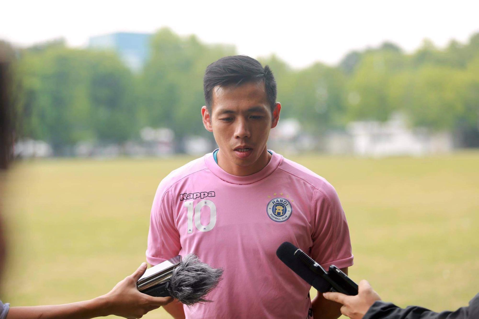 """""""Chiến binh"""" Hà Nội FC chỉ ra điểm mạnh nhất của HAGL - Ảnh 2."""