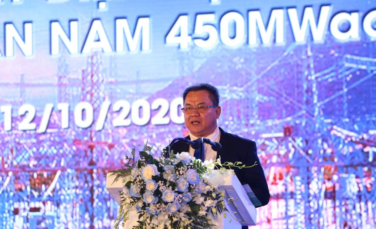 Ninh Thuận: Khánh thành dự án điện mặt trời lớn nhất Đông Nam Á - Ảnh 1.