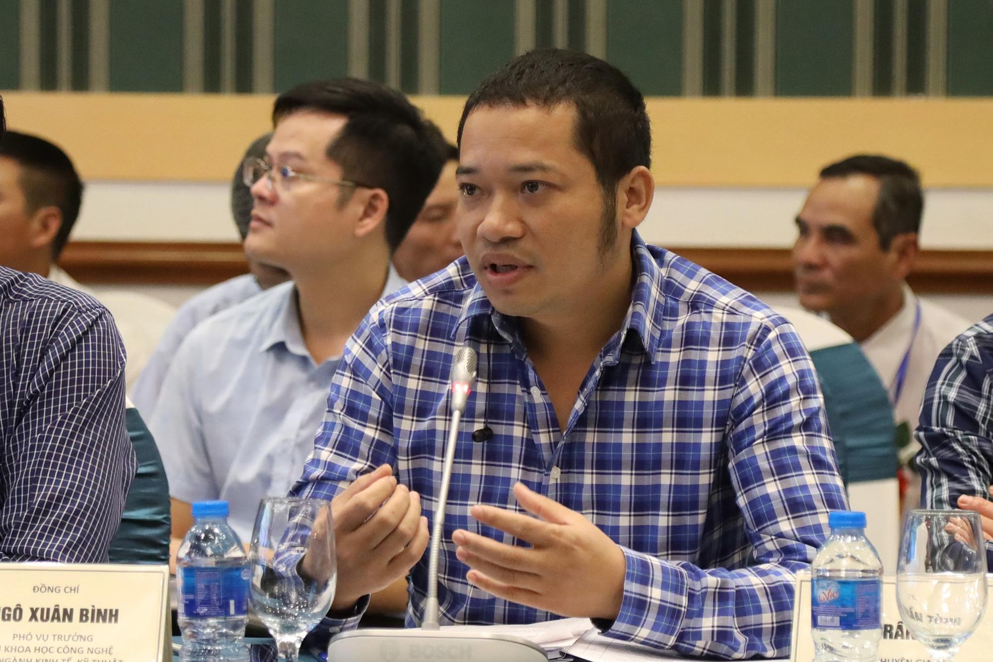 """""""Vua vịt trời"""" Nguyễn Đăng Cường: Con vịt quê giá 150.000 đồng, áp dụng công nghệ giá lên tới 40 USD - Ảnh 1."""