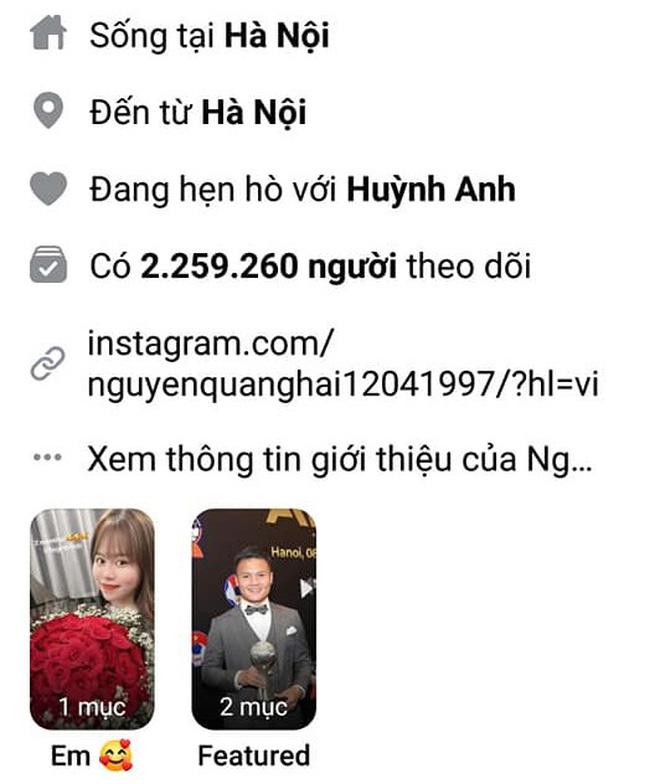 Huỳnh Anh có động thái bất ngờ về chuyện tình cảm với Quang Hải - Ảnh 2.