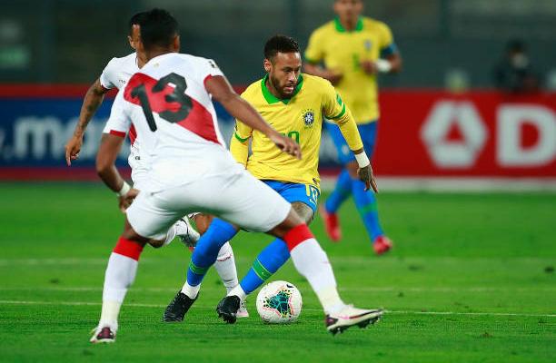 Neymar lập cú đúp - Ảnh 1.