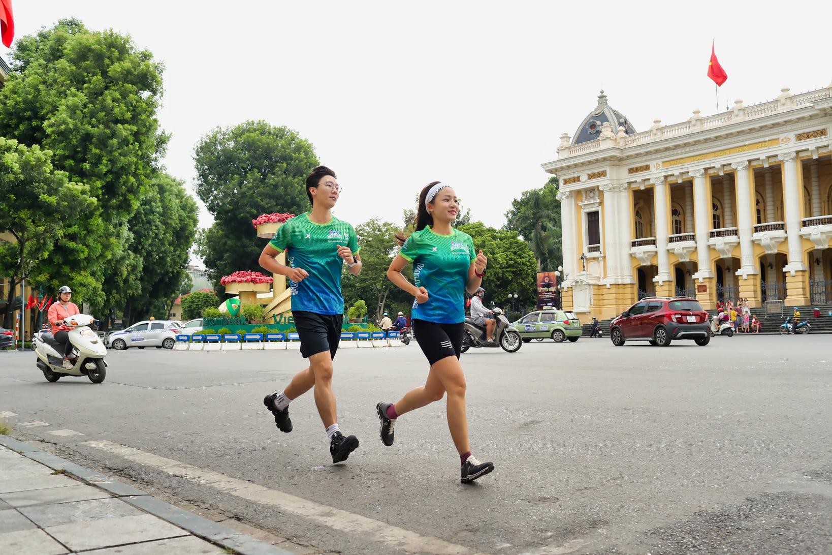 """VPBank Hanoi Marathon ASEAN 2020: An toàn """"Đón bình minh – Chào bình thường mới"""" - Ảnh 2."""