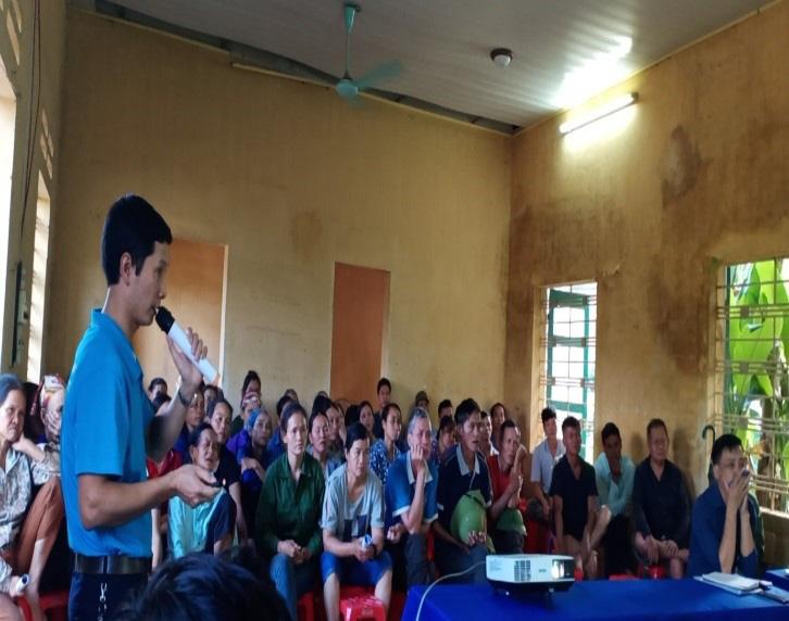40% người dự hội nghị tuyên truyền tham gia BHXH tự nguyện - Ảnh 1.