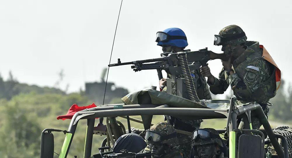 Lực lượng vũ trang Đài Loan mạnh cỡ nào? - Ảnh 1.