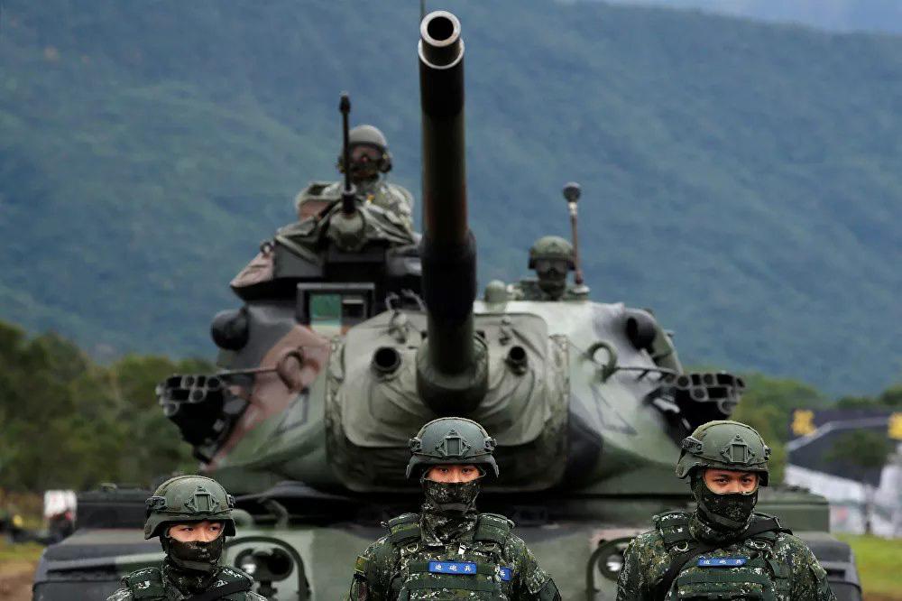 Lực lượng vũ trang Đài Loan mạnh cỡ nào? - Ảnh 2.