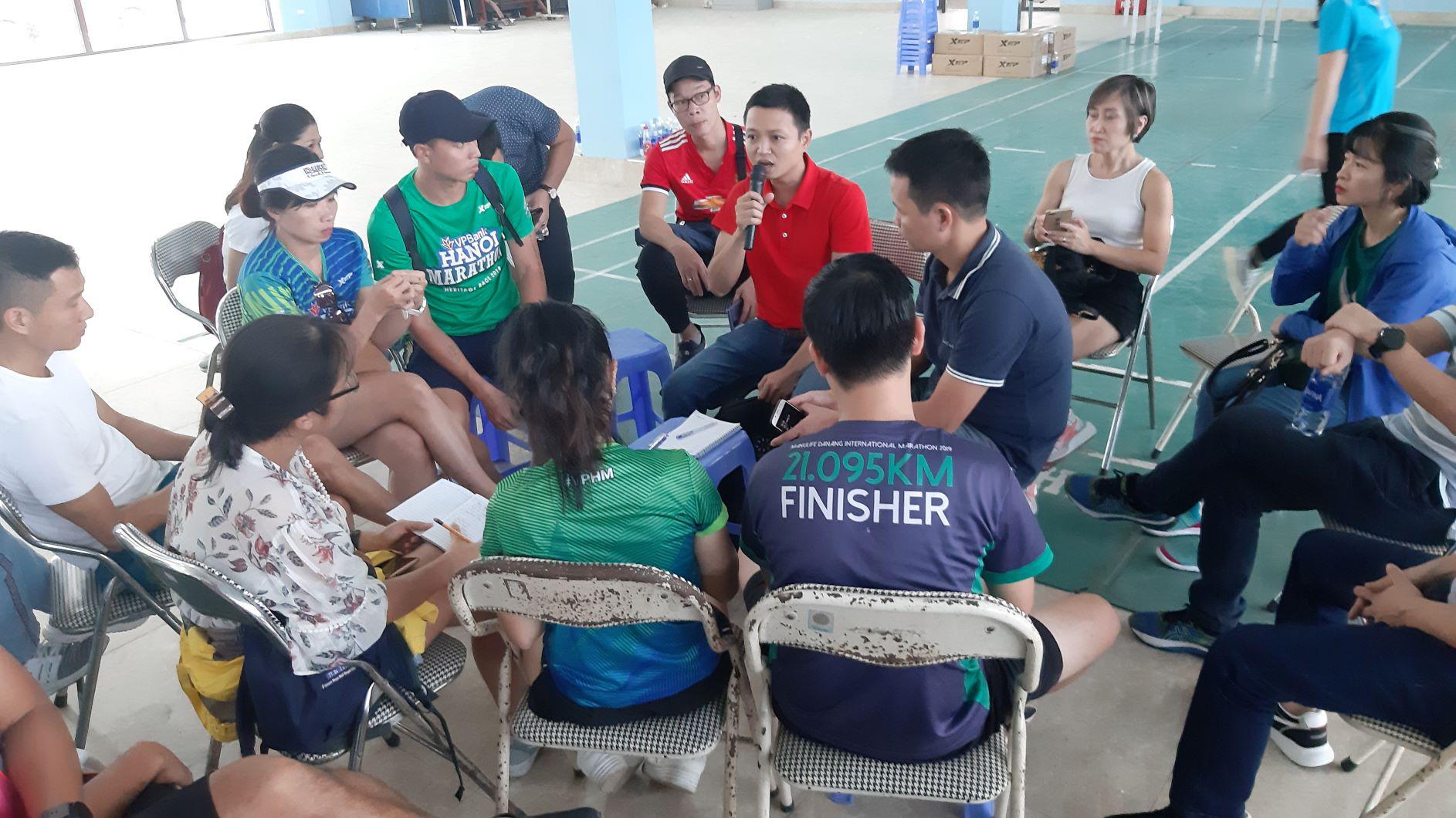 """VPBank Hanoi Marathon ASEAN 2020: An toàn """"Đón bình minh – Chào bình thường mới"""" - Ảnh 3."""
