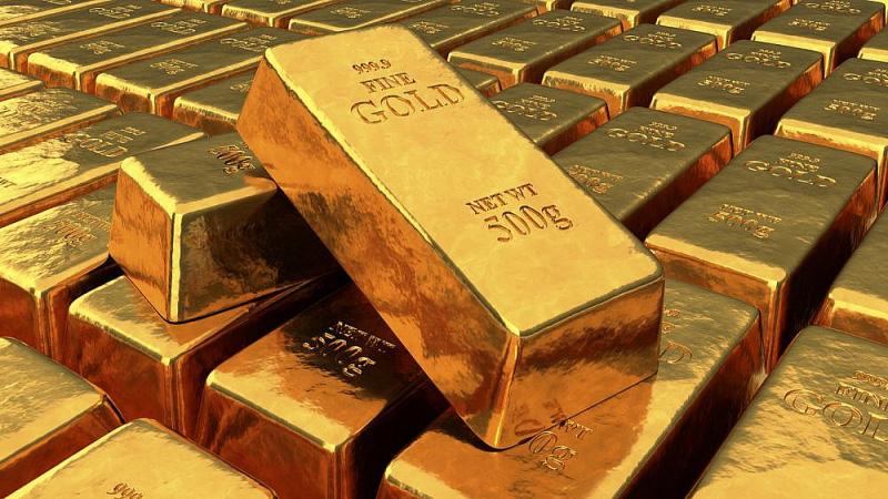 """Giá vàng hôm nay 20/10: Giá vàng sẵn sàng """"bay cao"""" - Ảnh 1."""