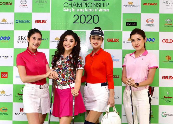 Jennifer Phạm tâm sự khi nhận lời dự giải golf vì tài năng trẻ Việt Nam - Ảnh 2.
