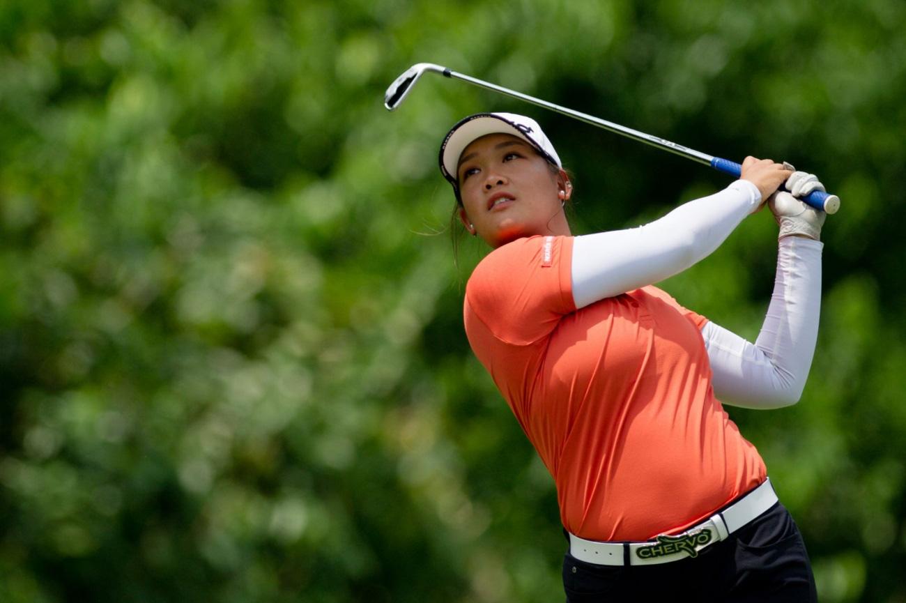 Jennifer Phạm tâm sự khi nhận lời dự giải golf vì tài năng trẻ Việt Nam - Ảnh 1.