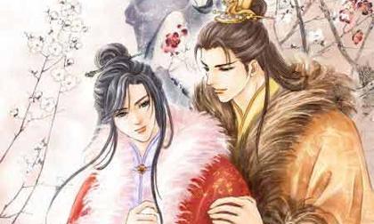 3 hoàng đế đồng tính trong lịch sử Trung Hoa: Dâng cả vợ cho trai đẹp - Ảnh 3.