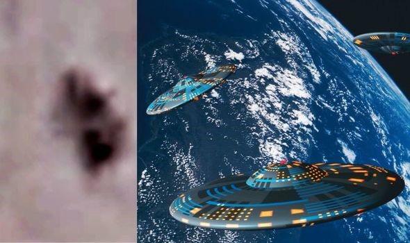 Phát hiện đĩa bay của người ngoài hành tinh tại Los Angeles - Ảnh 1.