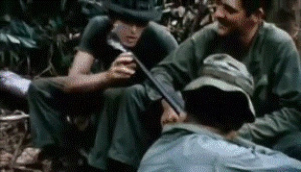 Chiến tranh Việt Nam: Lạnh người cách lính Mỹ tập làm quen với cuộc chiến - Ảnh 6.