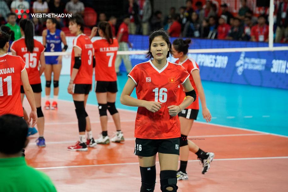 """6 nữ VĐV bóng chuyền Việt Nam có chiều cao """"đỉnh"""" nhất: """"Khủng long"""" Thanh Thúy số 1 - Ảnh 2."""
