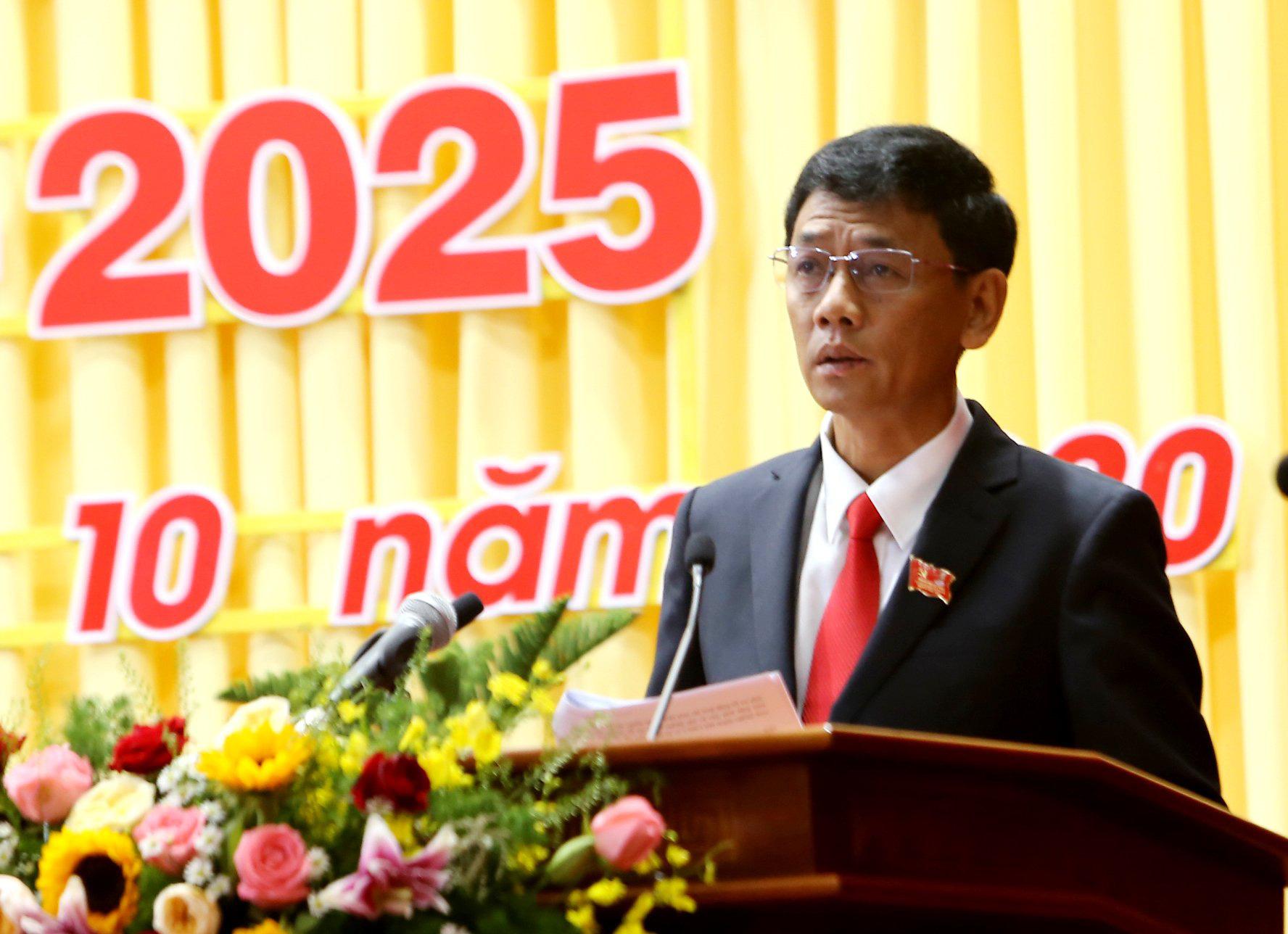 Sóc Trăng: Ông Lâm Văn Mẫn trúng cử Bí thư Tỉnh ủy Sóc Trăng - Ảnh 1.