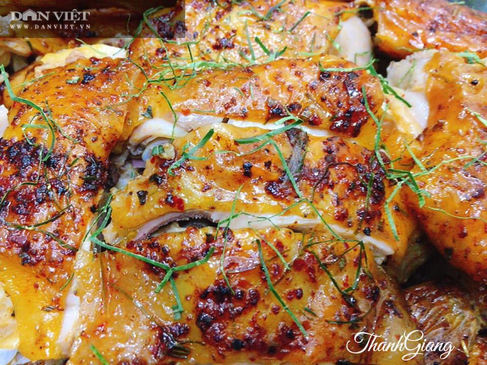 Tuyệt chiêu làm gà nướng muối ớt giòn bên ngoài, mềm bên trong bằng nồi chiên không dầu - Ảnh 3.