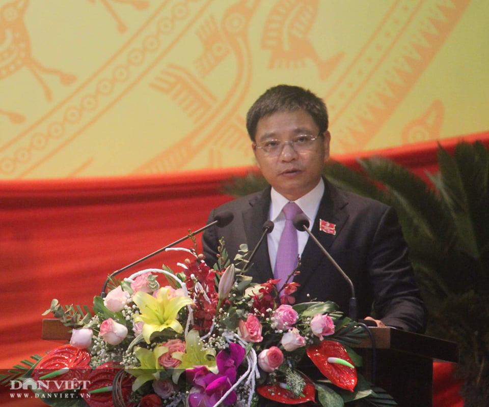 Ông Nguyễn Văn Thắng được bầu giữ chức Bí thư Tỉnh ủy Điện Biên - Ảnh 1.