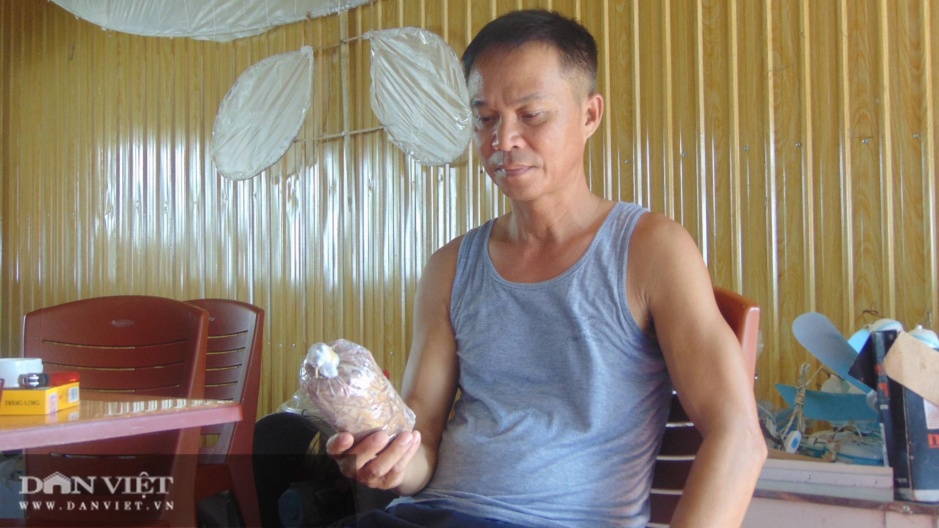 Trồng nấm rơm thương phẩm, anh nông dân Thái Nguyên bỏ túi vài trăm triệu mỗi năm - Ảnh 2.