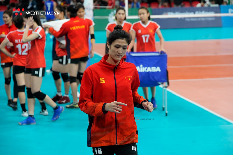 """6 nữ VĐV bóng chuyền Việt Nam có chiều cao """"đỉnh"""" nhất: """"Khủng long"""" Thanh Thúy số 1 - Ảnh 3."""