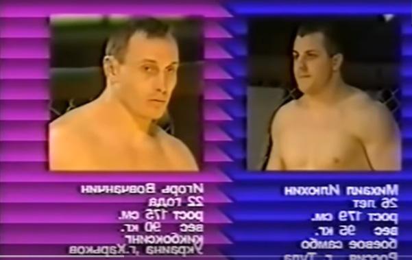 Clip: Đòn khóa bí ẩn của võ sĩ MMA Nga khiến đối thủ gãy cổ - Ảnh 1.