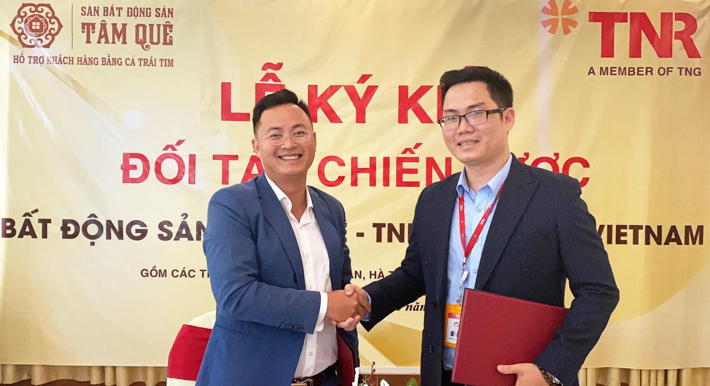 Tâm Quê hợp tác với TNR Holdings Vietnam thúc đẩy thị trường bất động sản miền Trung - Ảnh 1.