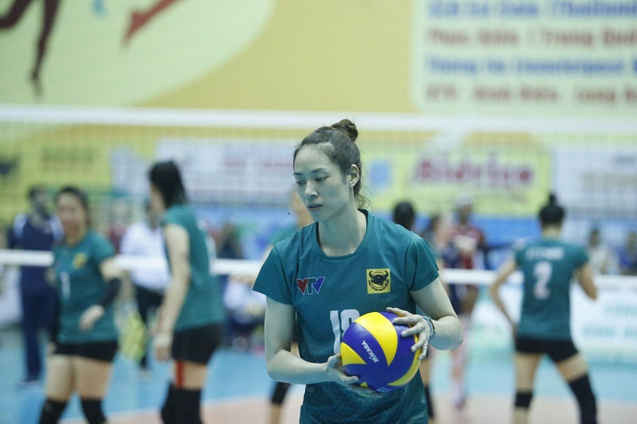 """6 nữ VĐV bóng chuyền Việt Nam có chiều cao """"đỉnh"""" nhất: """"Khủng long"""" Thanh Thúy số 1 - Ảnh 5."""