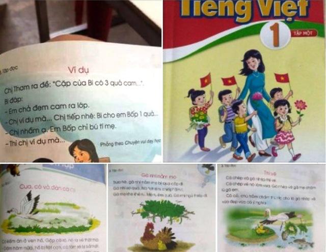 Sách Tiếng Việt lớp 1 Cánh Diều phải chỉnh sửa, thay thế: Có phải mua sách mới? - Ảnh 2.