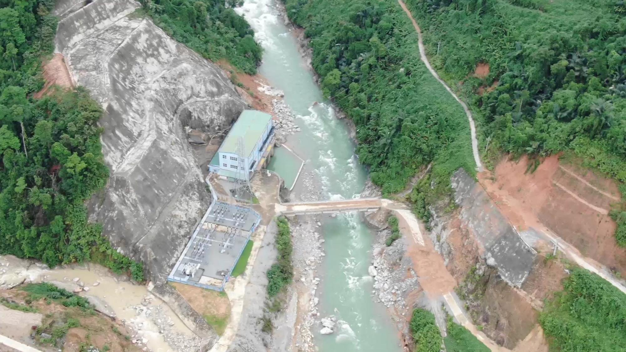 Khu vực thủy điện Rào Trăng 3 từng được cảnh báo có nguy cơ cao sạt lở - Ảnh 2.