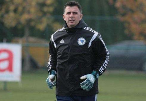 ĐT Bosnia điền tên cựu thủ thành SLNA vào danh sách dự Nations League - Ảnh 1.