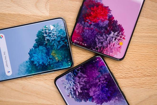Samsung có thể ra mắt Galaxy S21 vào cuối năm nay - Ảnh 1.