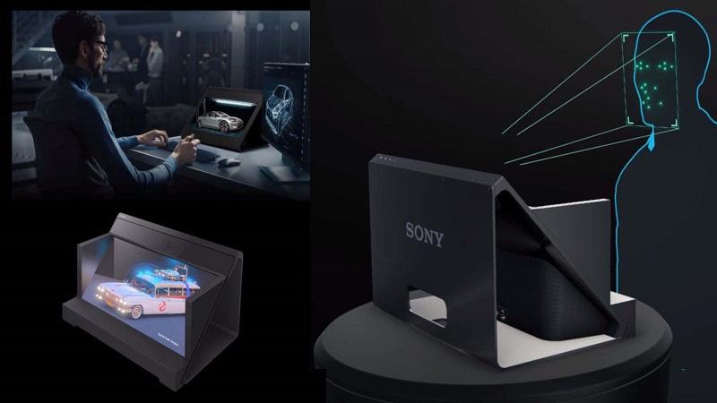 """Hãng Sony ra mắt """"màn hình ảo diệu"""", công nghệ đột phá chất lượng kinh ngạc - Ảnh 2."""