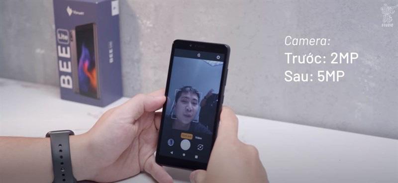 Xuất hiện điện thoại Vsmart giá chỉ 600 ngàn đồng, kết nối 4G, lướt web khá mượt - Ảnh 4.