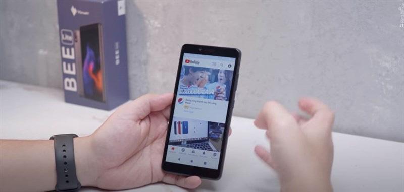 Xuất hiện điện thoại Vsmart giá chỉ 600 ngàn đồng, kết nối 4G, lướt web khá mượt - Ảnh 5.