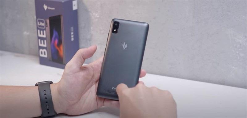 Xuất hiện điện thoại Vsmart giá chỉ 600 ngàn đồng, kết nối 4G, lướt web khá mượt - Ảnh 2.