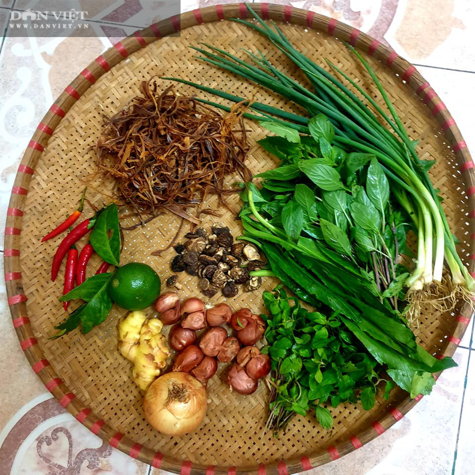 Đổi món với bún ngan măng khô mọc thơm ngon cho ngày mưa gió - Ảnh 1.