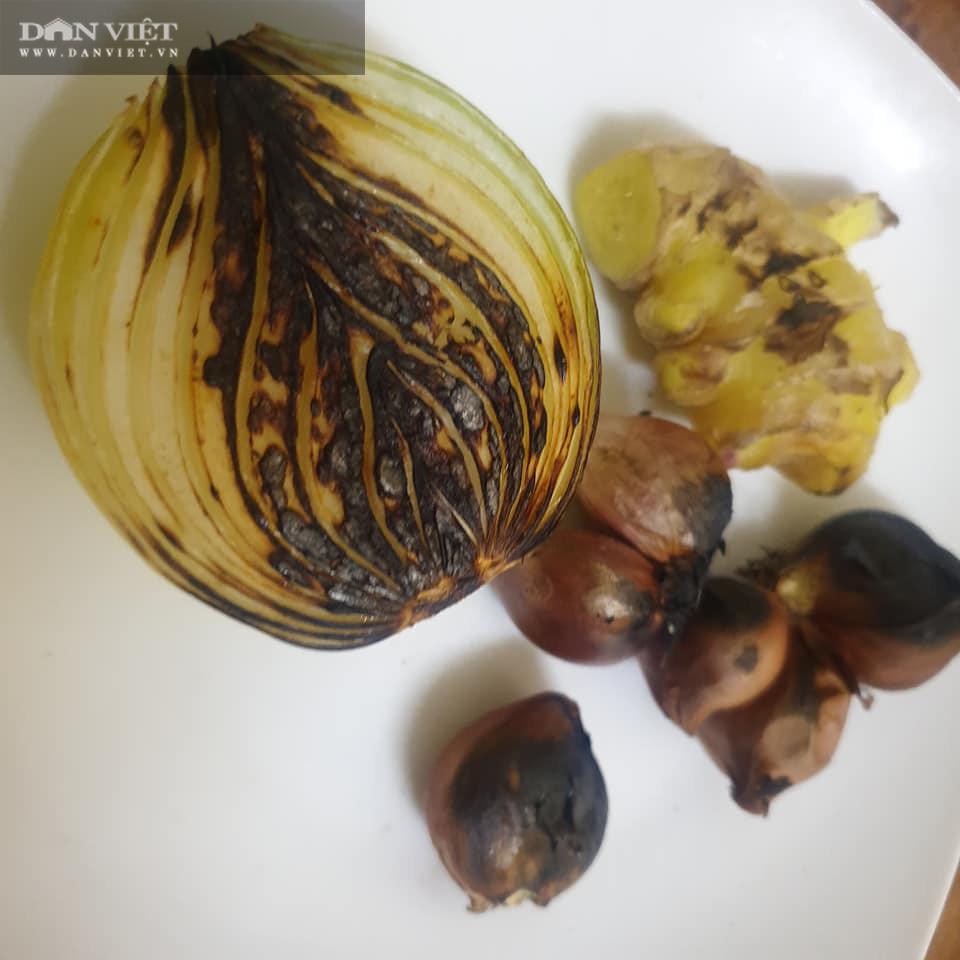 Đổi món với bún ngan măng khô mọc thơm ngon cho ngày mưa gió - Ảnh 5.