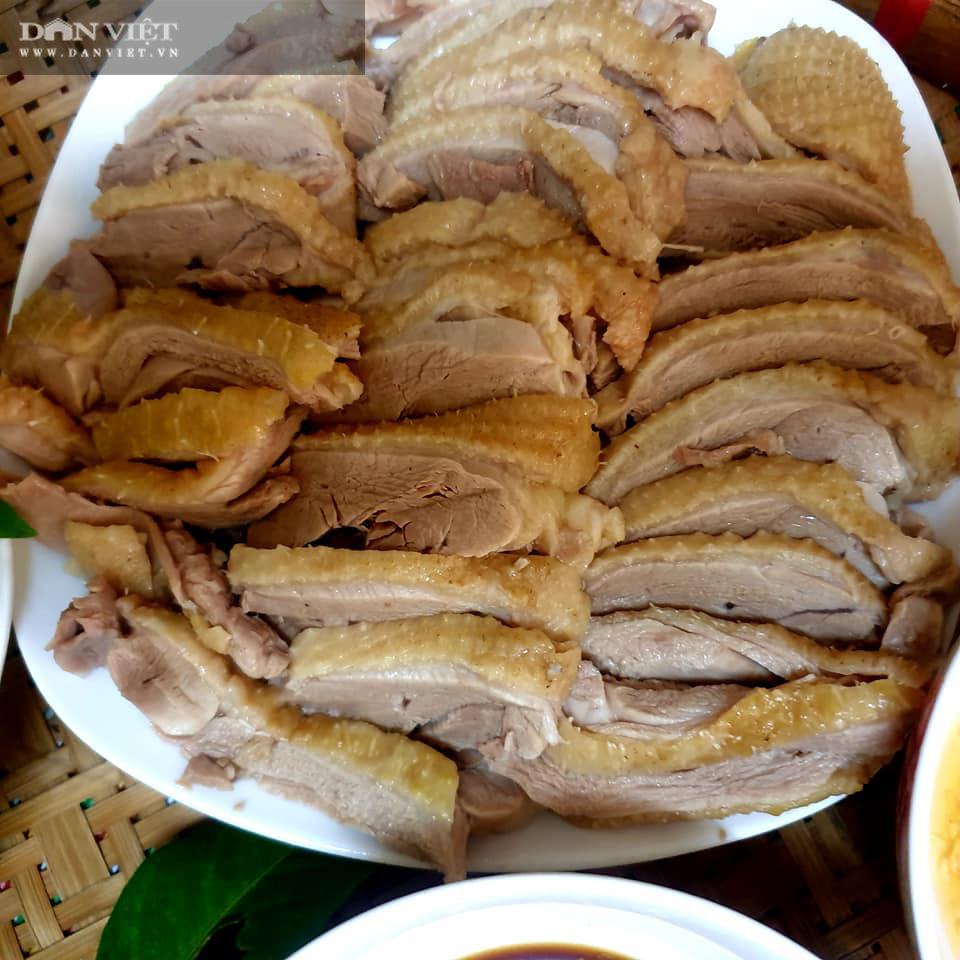 Đổi món với bún ngan măng khô mọc thơm ngon cho ngày mưa gió - Ảnh 8.