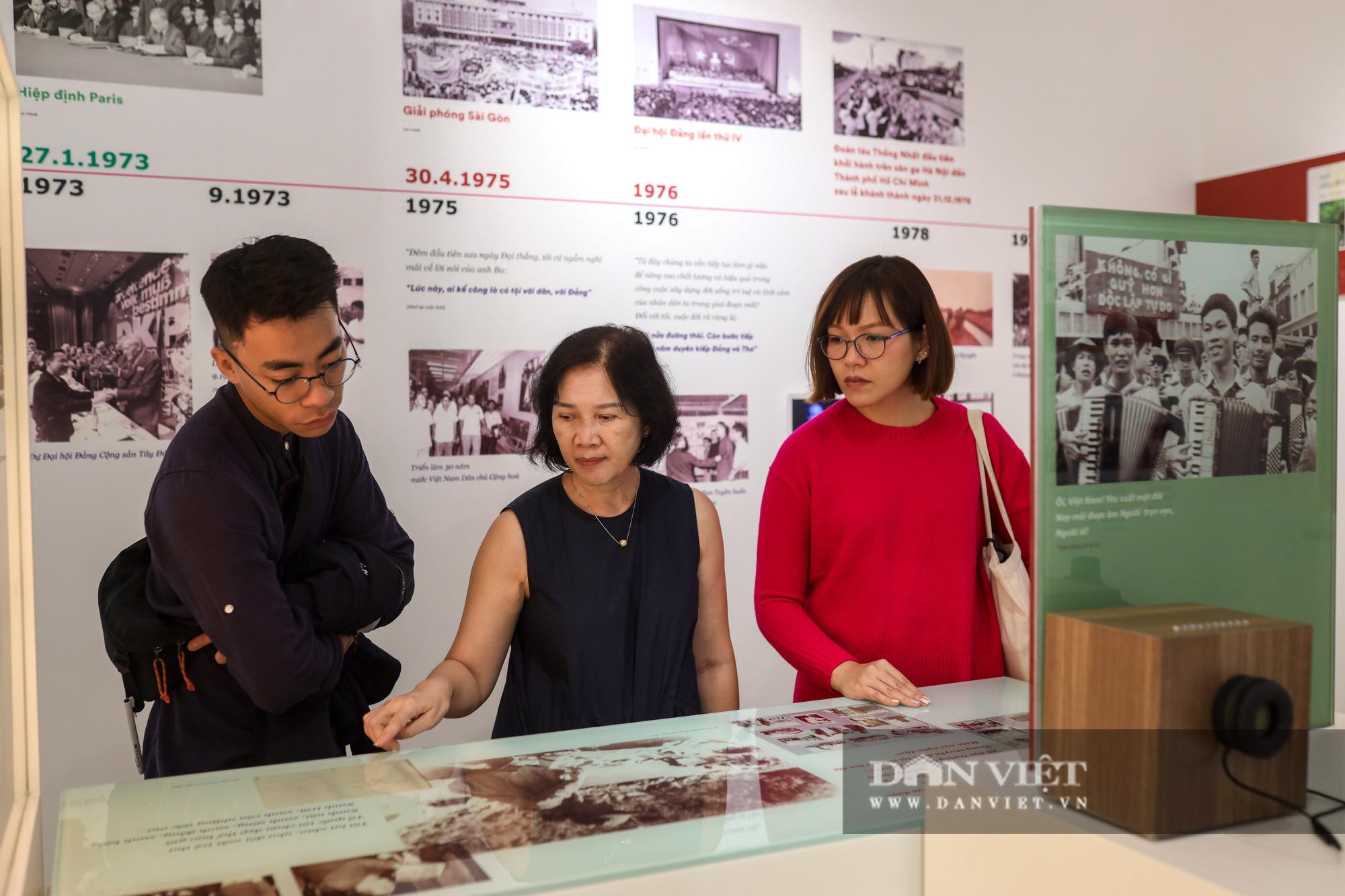 """Chiêm ngưỡng """"bảo tàng thơ"""" Tố Hữu mới xuất hiện tại Hà Nội - Ảnh 8."""