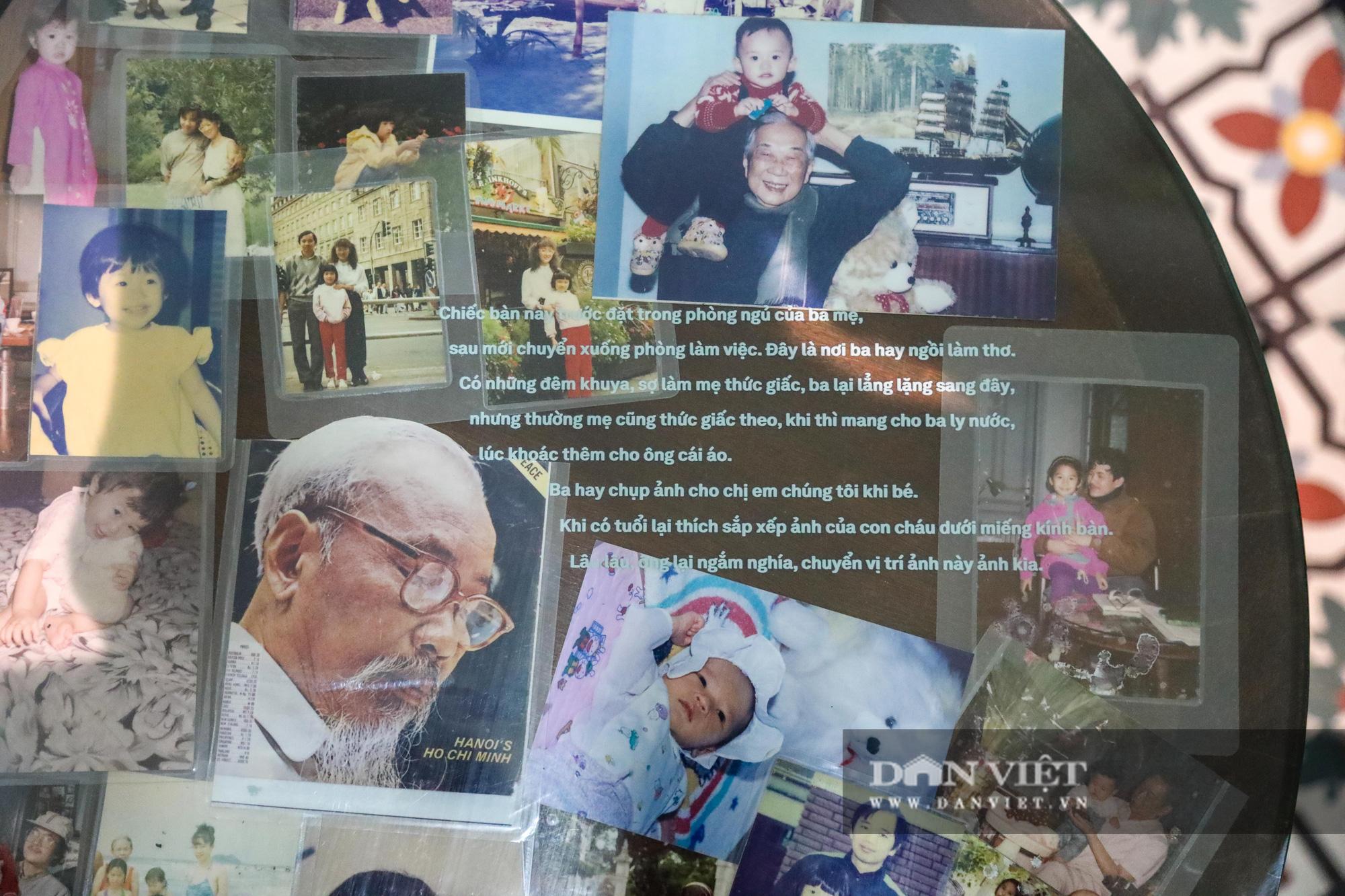 """Chiêm ngưỡng """"bảo tàng thơ"""" Tố Hữu mới xuất hiện tại Hà Nội - Ảnh 13."""