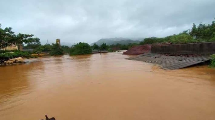 Quảng Trị: Nước sông lên nhanh, nhà ngập tận mái - Ảnh 5.