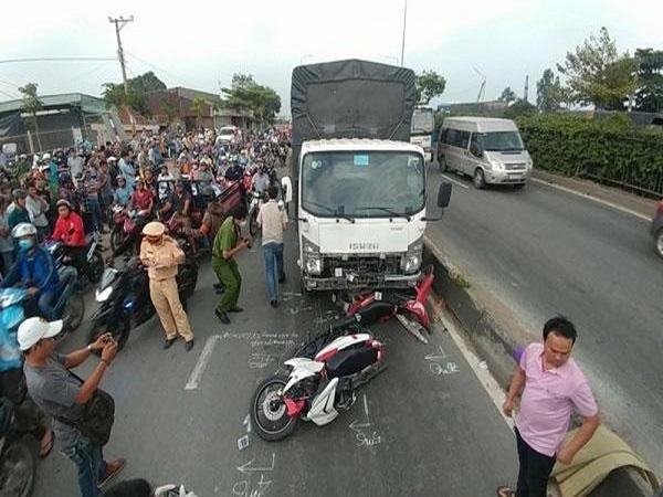 Trách nhiệm bồi thường khi xảy ra tai nạn giao thông - Ảnh 1.