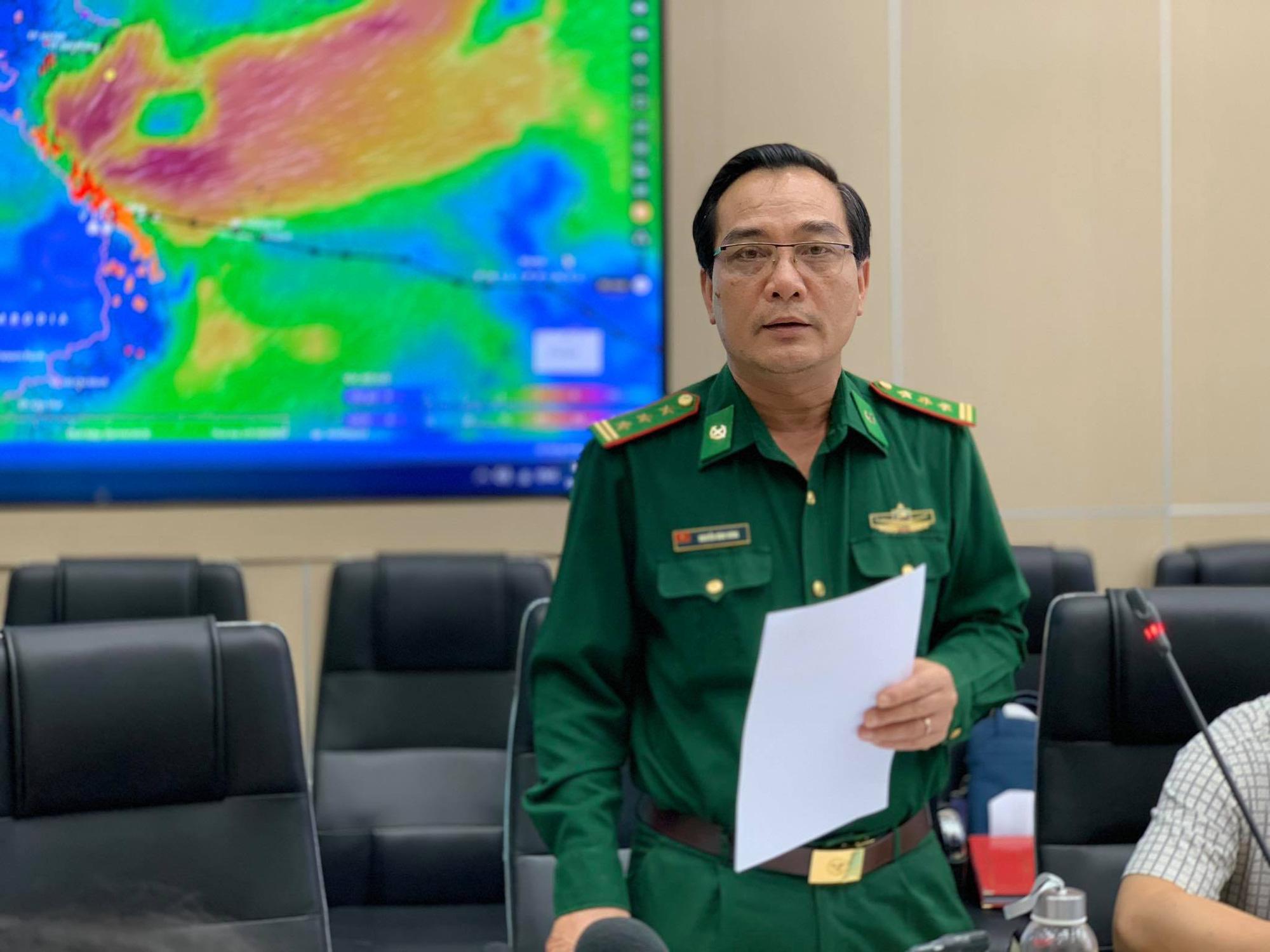 Quảng Trị: Sạt lở kinh hoàng ở Đoàn Kinh tế - Bộ Quốc phòng vùi lấp khoảng 20 cán bộ, chiến sĩ - Ảnh 1.