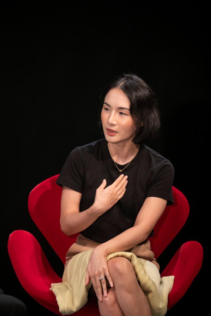 Hoàng Thùy Linh, Võ Hoàng Yến bật khóc trong phiên bản Như chưa hề có cuộc chia ly  - Ảnh 3.