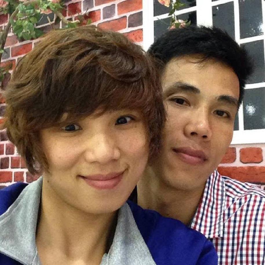 4 cặp đôi khiến NHM thổn thức trong làng bóng chuyền ViệtNam - Ảnh 1.